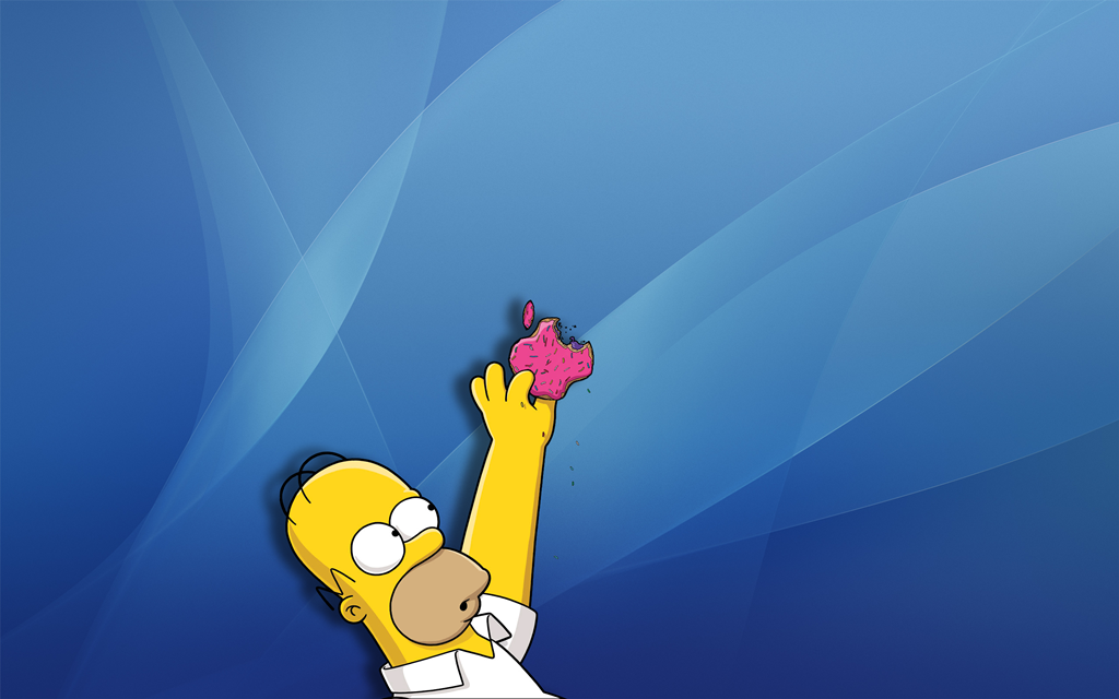 simpsons wallpaper. hot los mejores wallpaper.